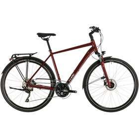 Cube Touring EXC red/grey